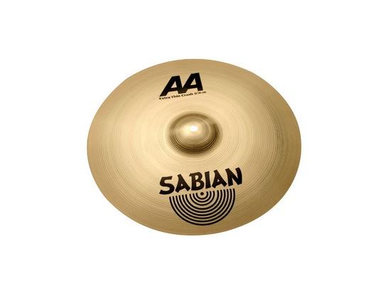 """Sabian 16"""" AA Extra Thin Crash"""