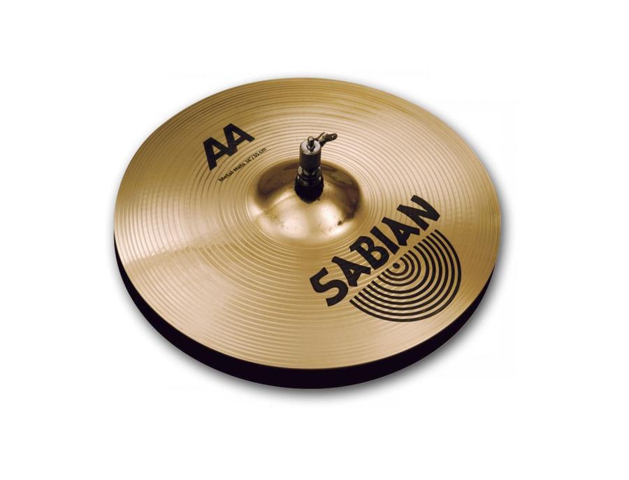 """Sabian 14"""" AA Regular Hats"""