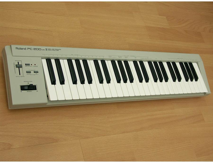 Roland PC-200 MK II