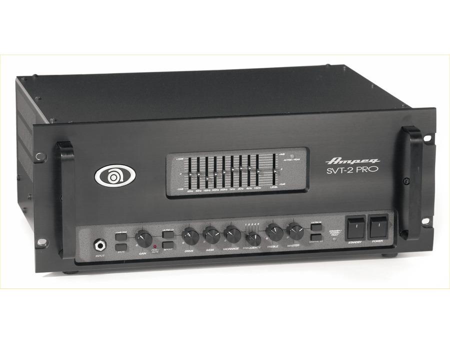 Ampeg SVT-2 Pro Head