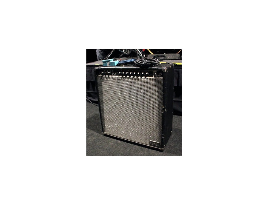 1970s Music Man 410 120-Watt Combo Amp