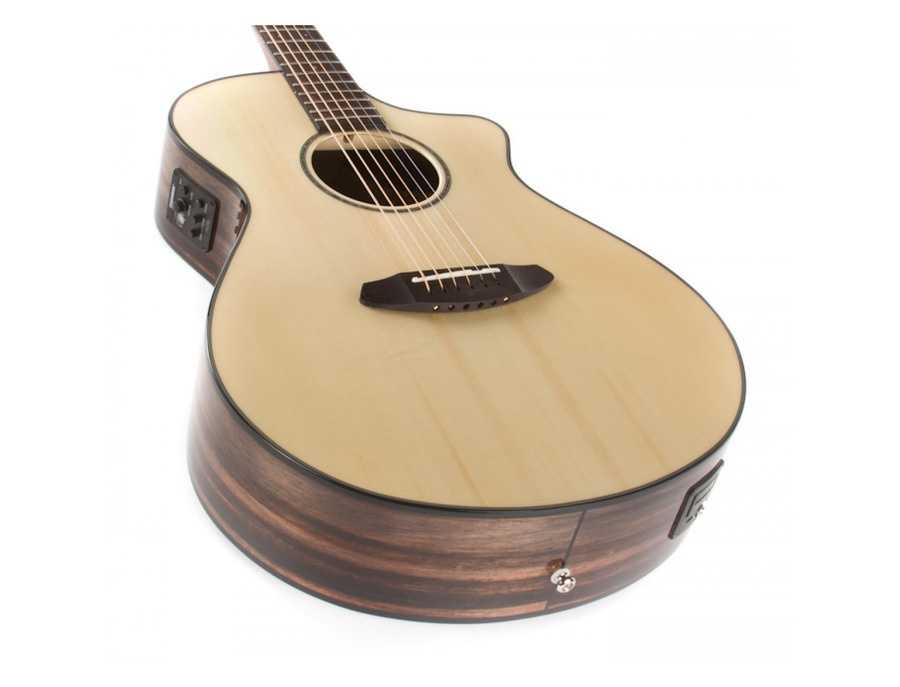 Breedlove Pursuit Concert Ebony
