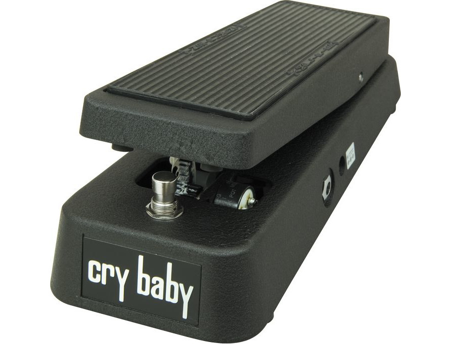 Dunlop GCB95 Cry Baby Wah Pedal Reviews | Sweetwater