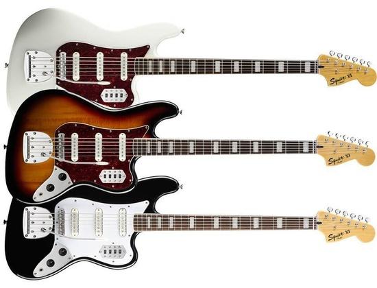 Squier Vintage Modified Bass VI