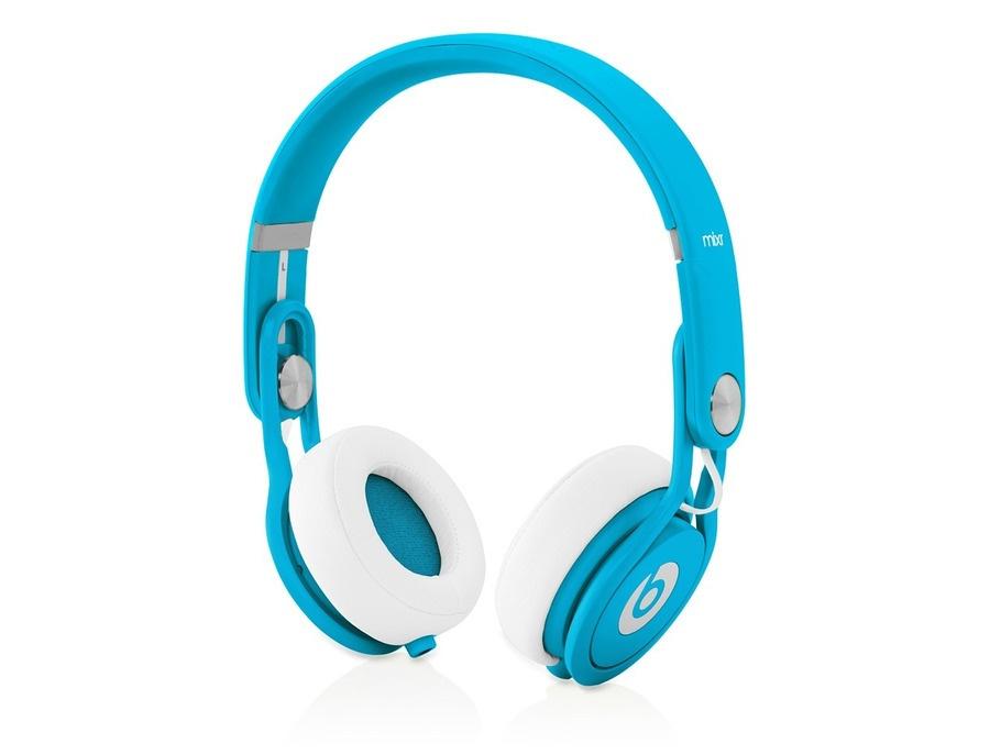 Beats Mixr Neon Blue