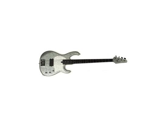 Modulus Funk Unlimited 5 String Silver Bass
