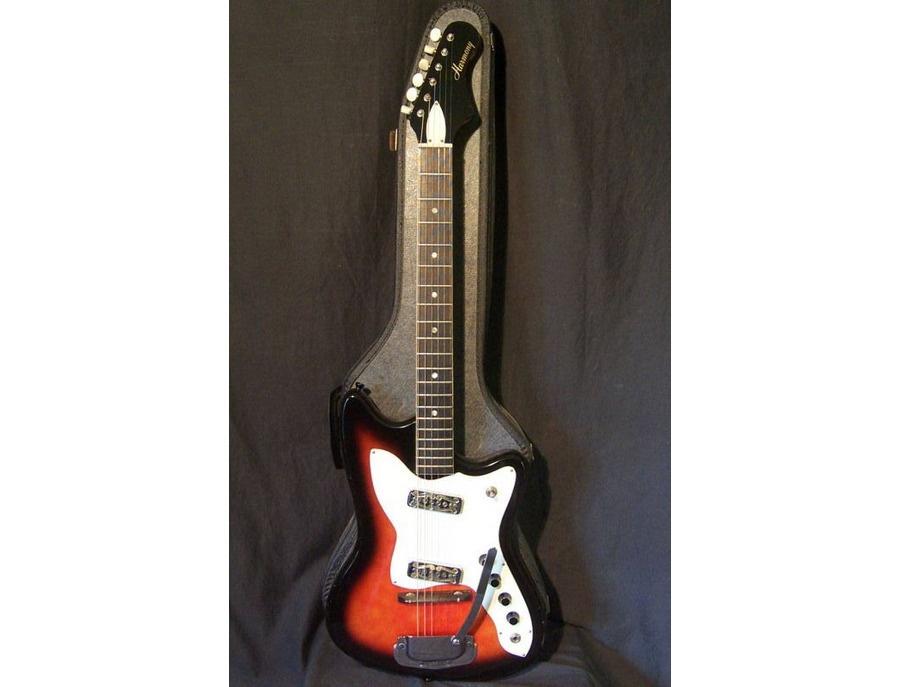 1967 Harmony Bobkat Electric Guitar