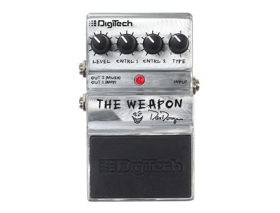 "Digitech Dan Donegan ""The Weapon"" Pedal"