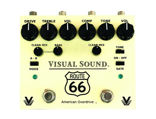 Visual Sound V3 Route 66