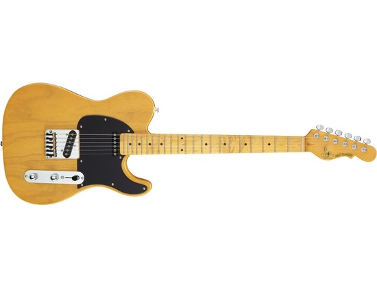 G&L Asat Classic Butterscotch Electric Guitar