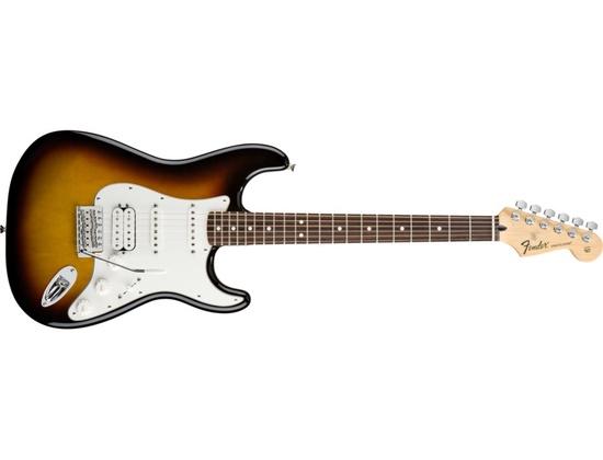 Fender Standard Stratocaster HSS Sunburst
