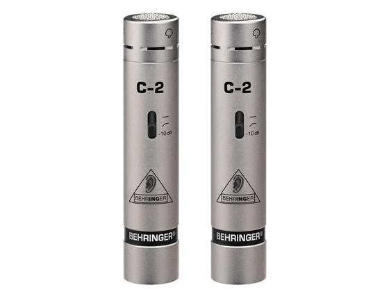 Behringer C2