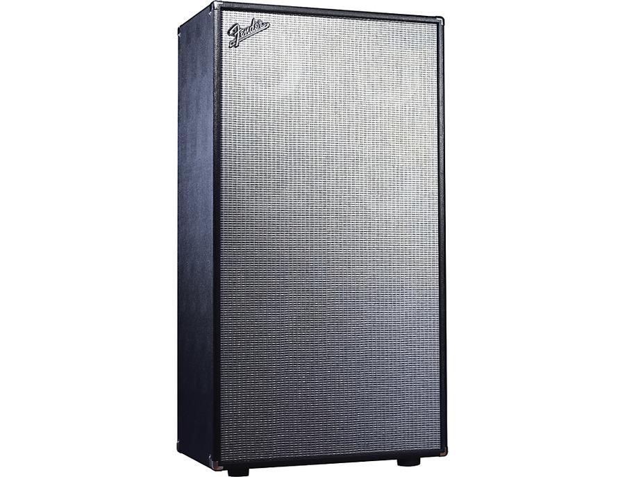 Fender bassman pro 8x10 bass cabinet xl