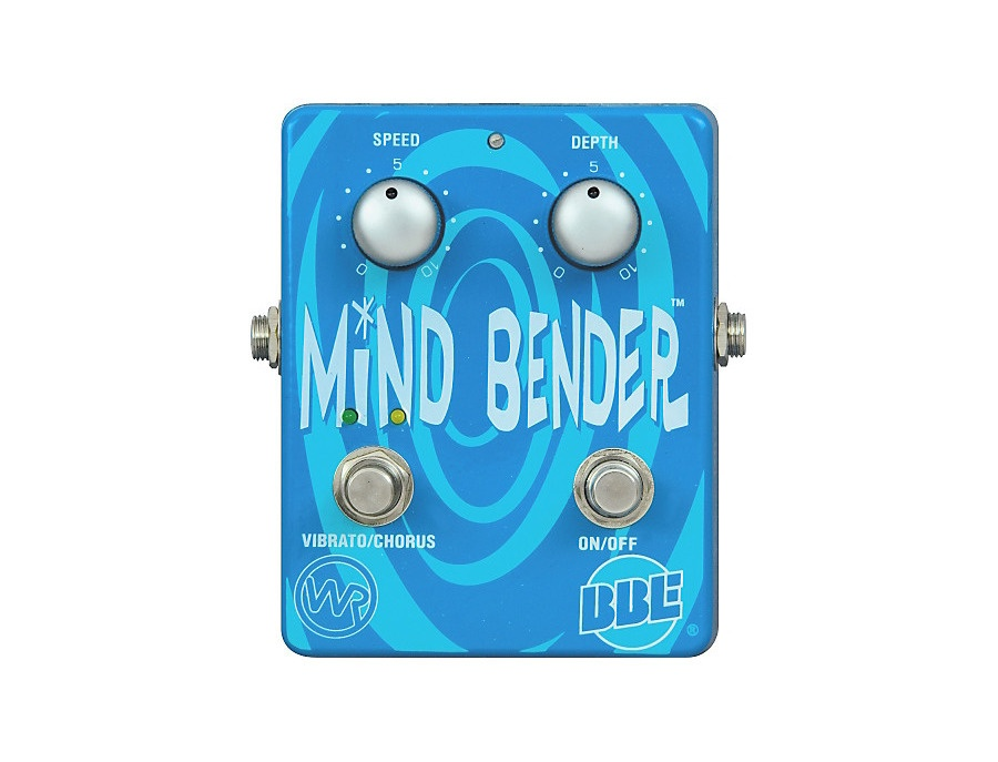 BBE Mind Bender Vibrato/Chorus Effects Pedal