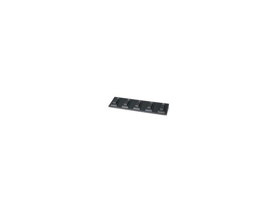 Korg EC5 5 Switch Multi-Function Pedal Board