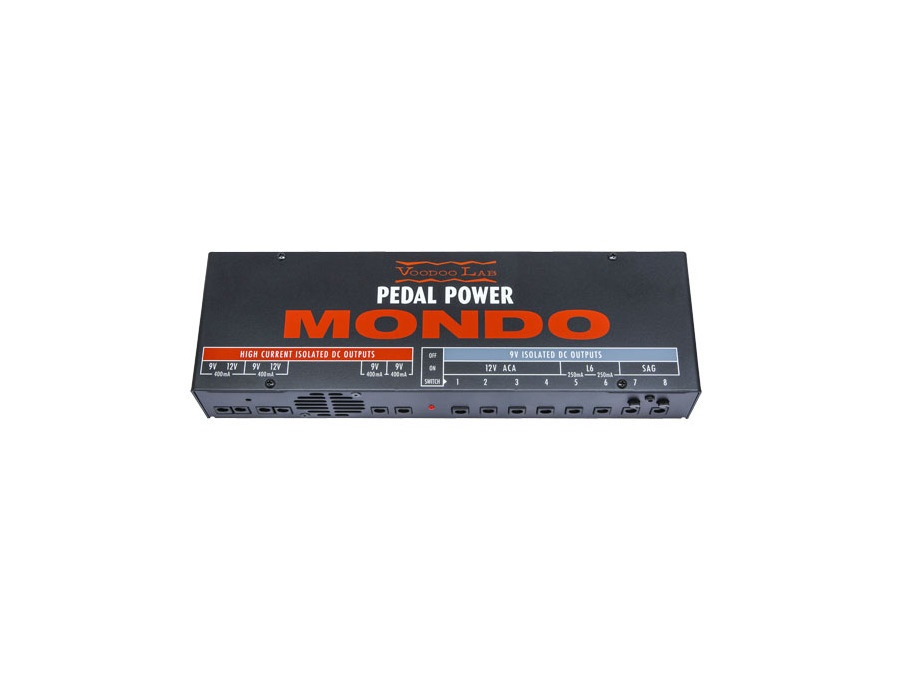 Voodoo lab pedal power mondo xl