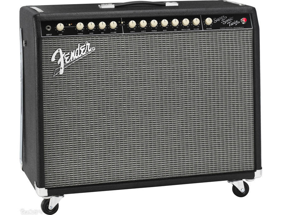 Fender Super-Sonic Twin