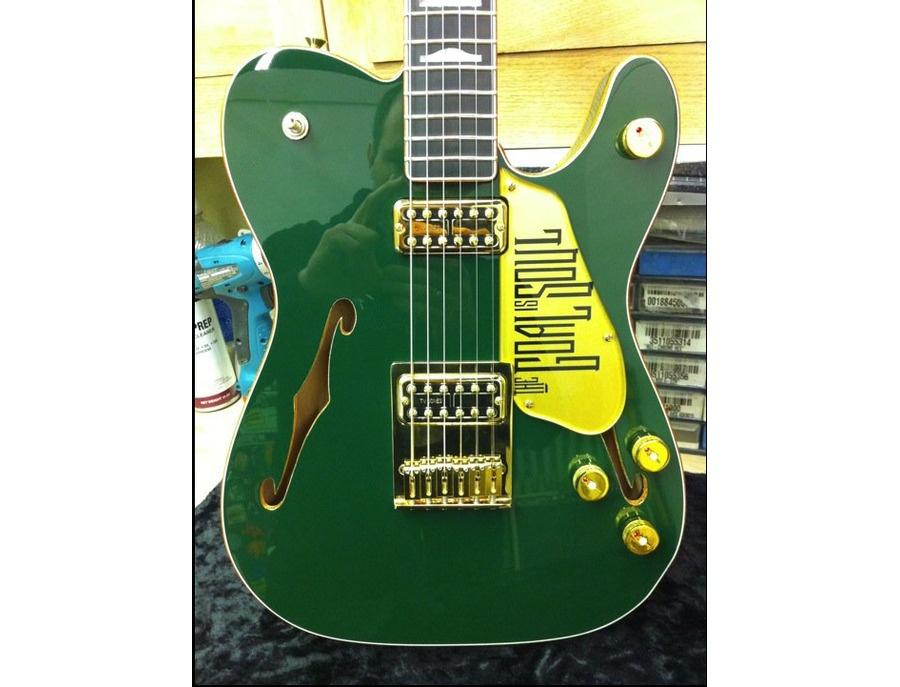 Fender Custom Shop Gretsch/Telecaster Hybrid Electric Guitar