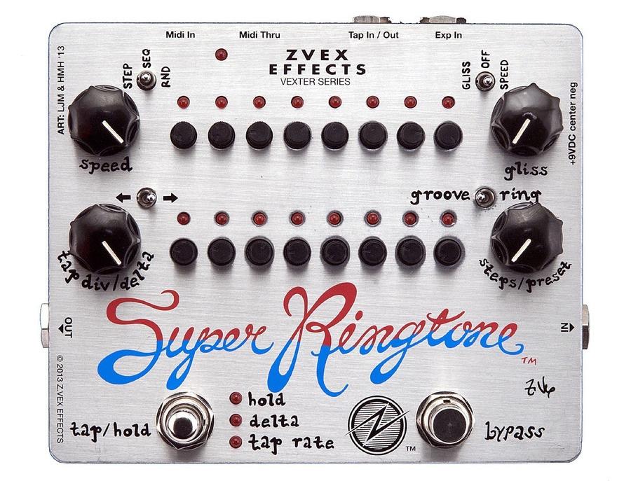 Zvex Super Seek Ringtone