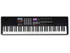 Akai professional mpk88 keyboard and usb midi controller s