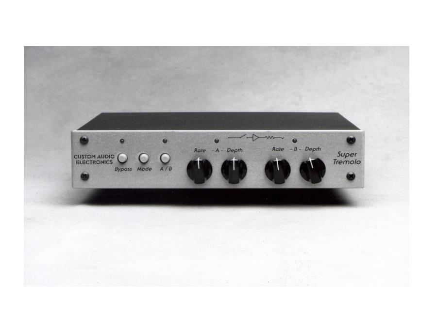 Custom Audio Electronics Super Tremolo