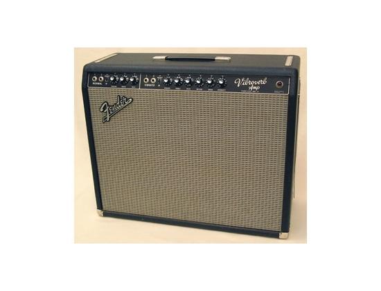 1964 Fender Blackface Vibraverb Re-issue