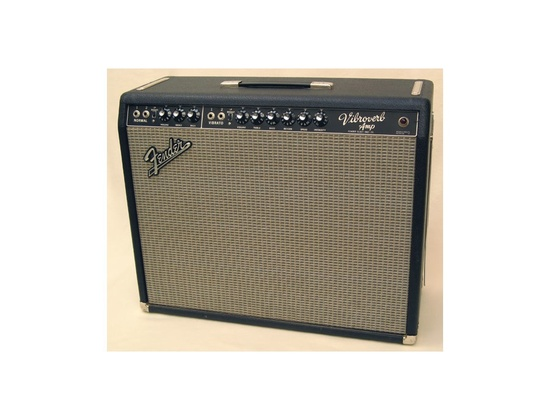 1964 Fender Blackface Vibraverb Re-issue