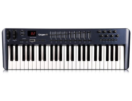 M Audio Oxygen 49 Keyboard