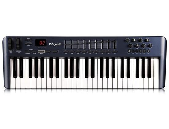 M Audio Oxygen 49 Keyboard