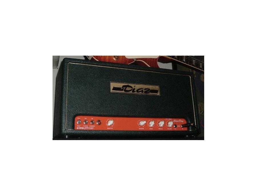 Diaz CD-100 Amp Head