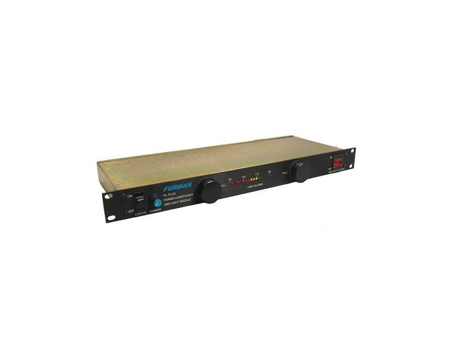 Furman PL-PLUS Power Conditioner/Light Module