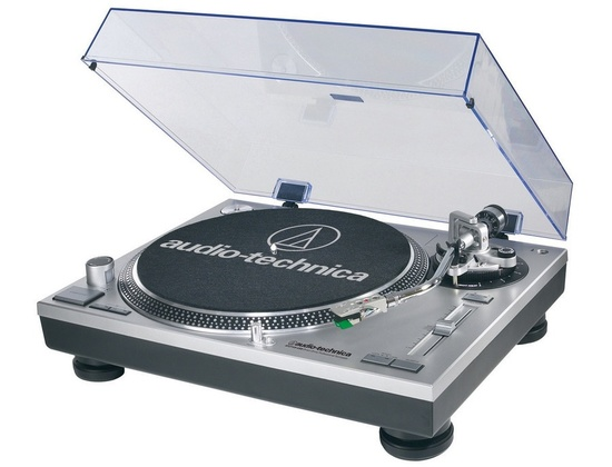 Audio Technica AT-LP120 Turntable