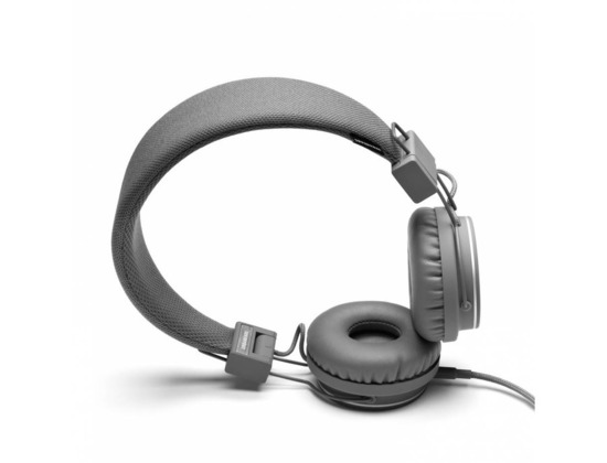 Urbanears Plattan Headphones Dark Grey