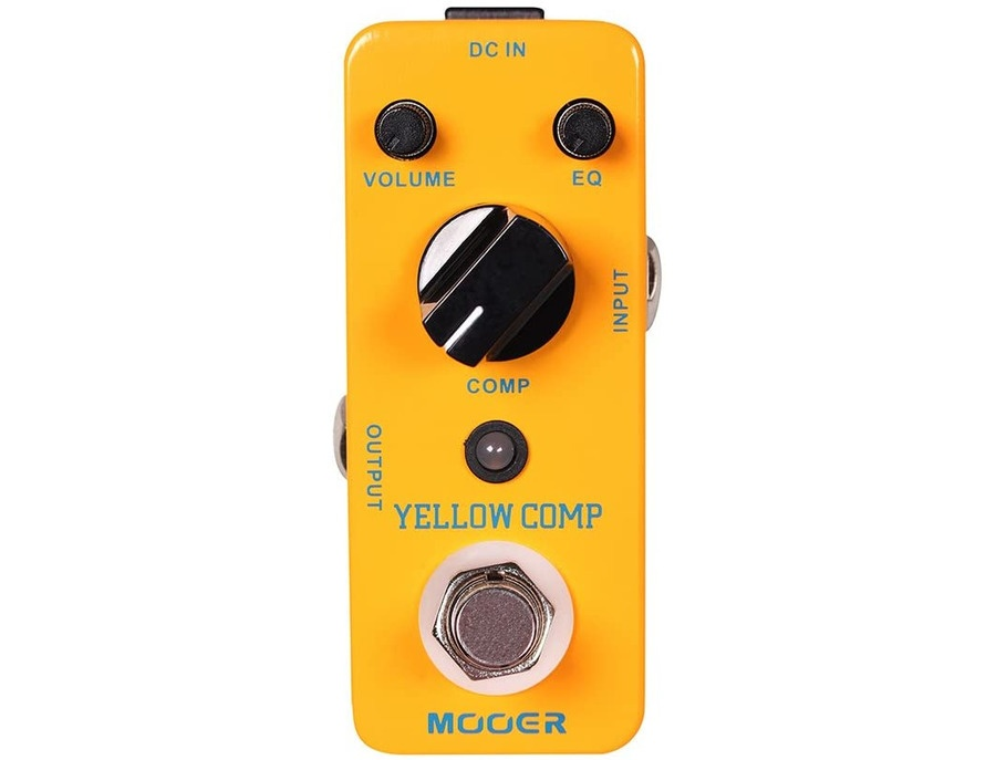 Mooer yellow comp xl