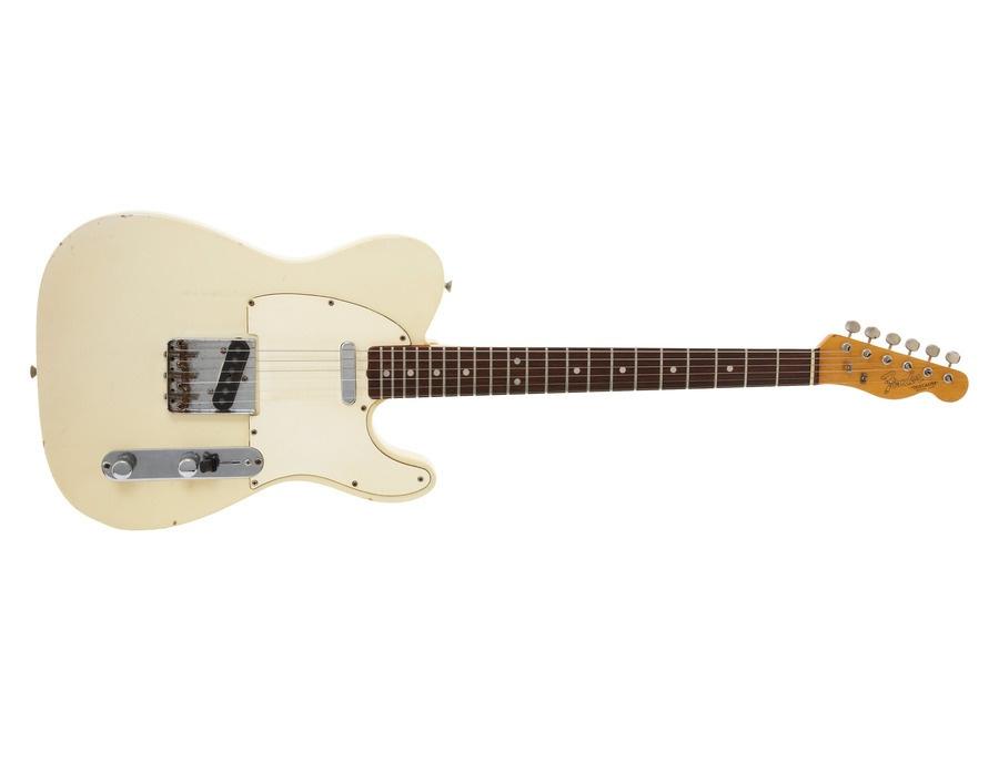 1966 Fender Telecaster White