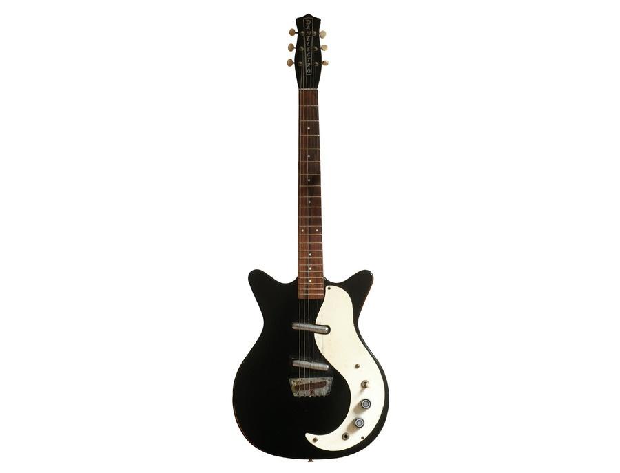 Danelectro 3021 Shorthorn Guitar