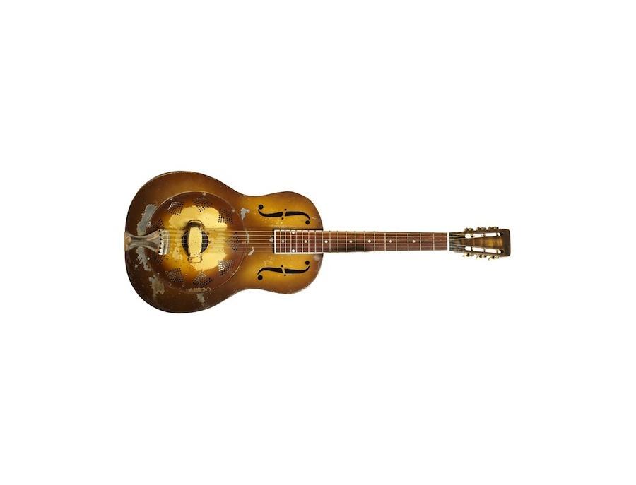 1932 national triolian resonator guitar xl