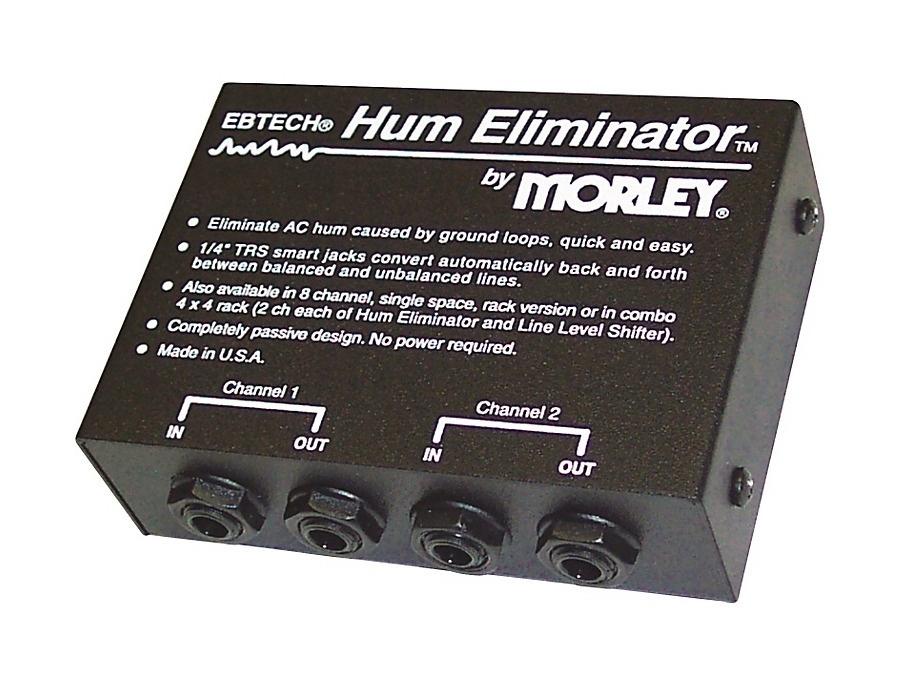 Ebtech 2-Channel Hum Eliminator
