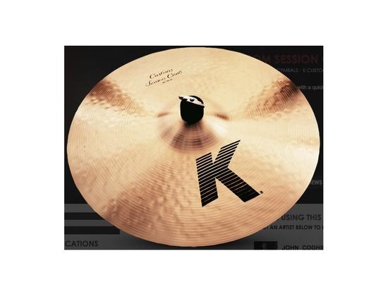 "Zildjian 18"" K Custom Session Crash"