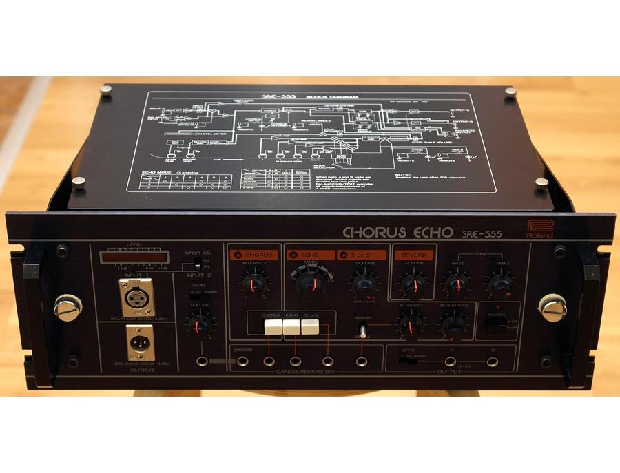 Roland chorus echo sre 555 xl