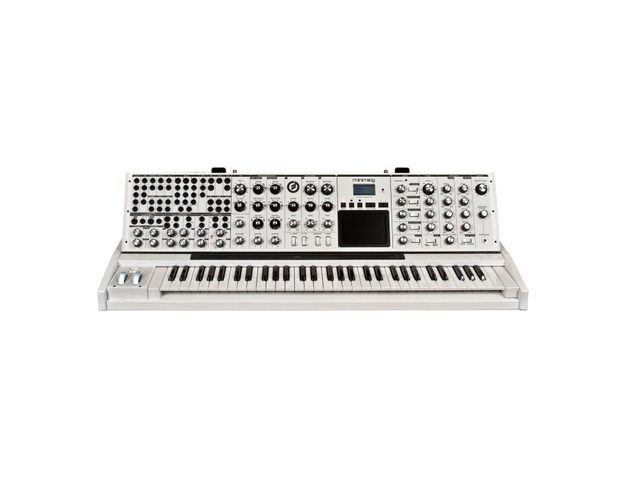 Moog Minimoog Voyager XL Limited White Edition