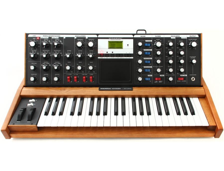 Moog Minimoog Voyager Performer Edition