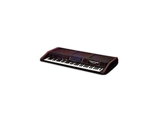 Moog Polymoog Synthesizer