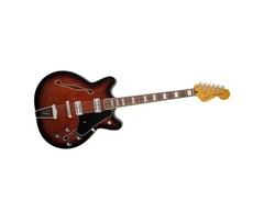 Fender coronado ii semi hollowbody electric guitar s