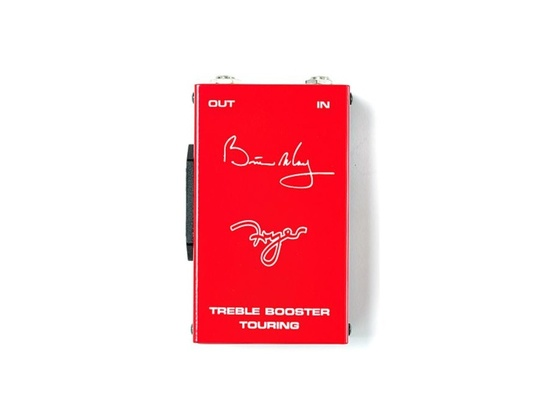 Greg Fryer Treble Booster Touring