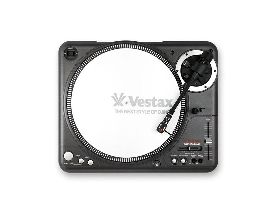 Vestax PDX3000 MK2 DJ Turntable