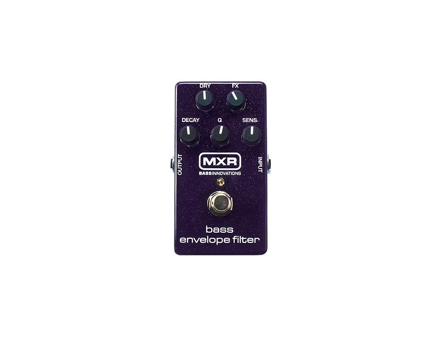 Mxr m82 bass envelope filter xl