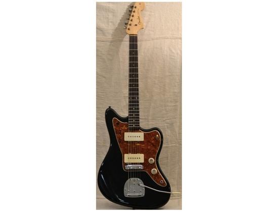 1962 Fender Jazzmaster - Black Body Tortoise Guard