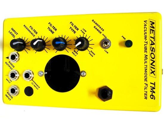 Metasonix TM-6 Vacuum-Tube Multimode Filter