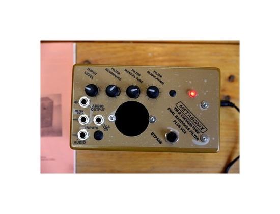 Metasonix TM-2 VAcuum-Tube Dual BandPass Filter Plus VCA